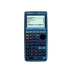 CASIO ALGEBRA FX-2.0PLUS HESAP MAKİNESİ