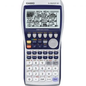 CASIO FX-9860GII SD GRAFİK HESAP MAKİNESİ