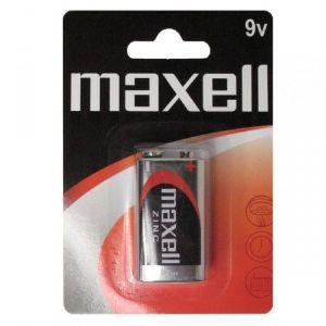 MAXELL 6F22 CNK KRBN 9V PIL-1LI SHRx10PKx500(7974-