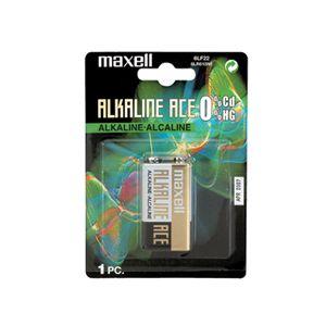 MAXELL 6LF22 ALKLN 9V PIL-1LI BLSTRx10 PKx200(7989