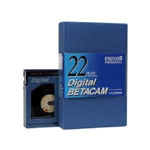 MAXELL B-D22 DIJITAL BETACAM