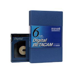 MAXELL B-D6 DIGITAL BETACAM
