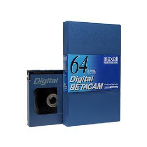 MAXELL B-D64L DIJITAL BETACAM