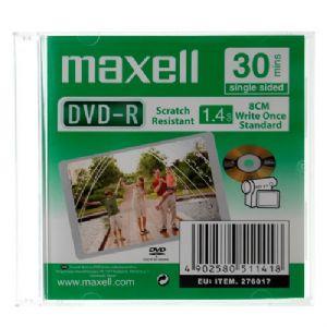 MAXELL DVD-R VCAM 30 DAKIKA KUTULU TEKLİ - 276017.