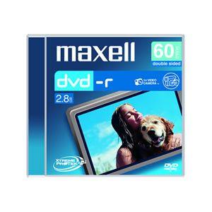 MAXELL DVD-R VCAM 60 DAKIKA KUTULU TEKLİ - 276047