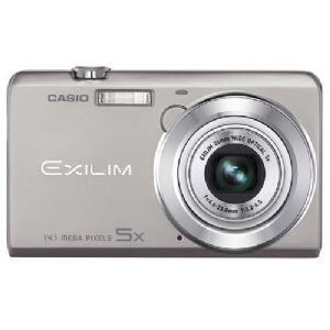 CASIO EX-Z680 GÜMÜŞ DİJİTAL FOTOĞRAF MAKİNESİ