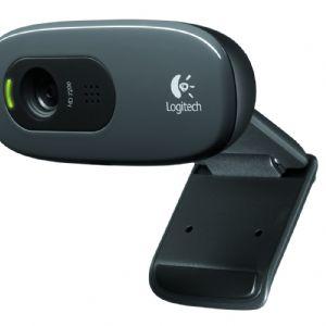 LOGITECH C270 WEBCAM SIYAH HD 960-000582