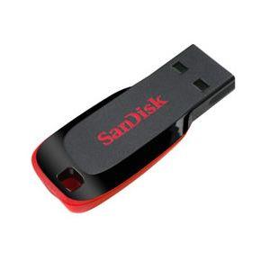 8GB USB CRUZER BLADE SANDISK SDCZ50-008G-B35