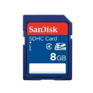 8GB SD KART C4 SANDISK SDSDB-008G-B35