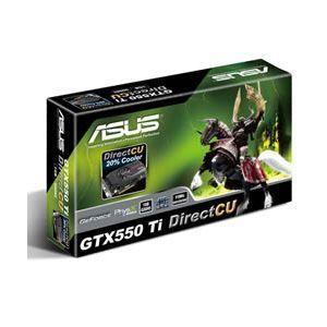 ASUS ENGTX550TI DIRECTCU 1GB 192B 16X DDR5 HDMI+DVI+D-SUB