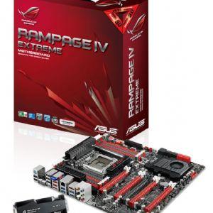 ASUS RAMPAGE IV EXTREME X79 DDR3 EATX GLAN SATA3 USB3 BT ANAKART(ROG)