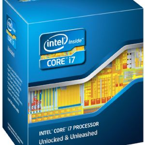 INTEL CORE i7 3770K 3.50GHz 8M 1155P