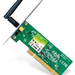 TP-LINK TL-WN751ND 150Mbps 2dBi KABLOSUZ PCI KART
