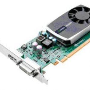 PNY QUADRO VCQ600-PB 128B 1GB GDDR3 DVI DP LP 16X