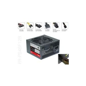 FRISBY FR-PS45F12B SATA PFC POWER SUPPLY 450W