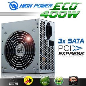 HIGH POWER ECO AKTIF PFC POWER SUPPLY 400W HPE-400-A12S