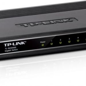 TP-LINK TL-SG1005D 5 PORT 10/100/1000 GBIT SWITCH