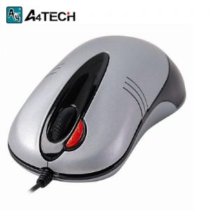 A4 TECH OP50D-2 OPTIK USB GÜMÜŞ MOUSE