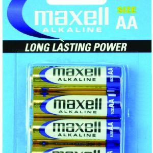 MAXELL LR06 ALKLN KALEM PIL-4LU BLSTRX12 PKx48 (79