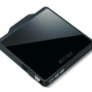 BUFFALO 8X ULTRA SLIM HARİCİ DVD WRITER USB2.0