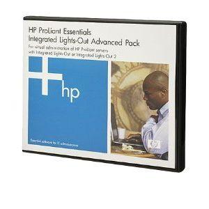 HP 512485-B21 iLO ADV 1-SRV NCLl 1YR TS&U