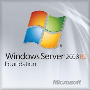 MS WINDOWS 2008 FOUNDATION R2 X64 OEM TR SNC