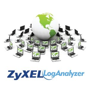 ZYXEL LOGANALYZER 5 USER 1 YIL