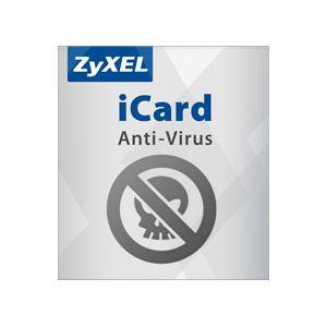 ZYXEL USG 50 ICARD ANTIVIRUS 1 YIL