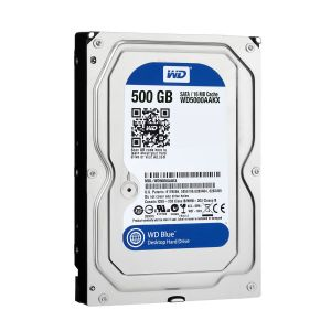 500GB WD 3.5 7200RPM 16MB SATA3 WD5000AAKX BLUE