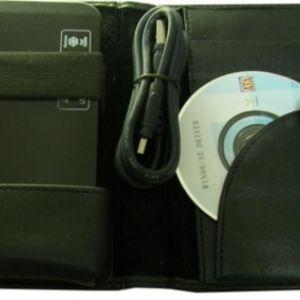 MIKROBOX 2.5INCH USB SATA ALUMINYUM HDD KUTUSU KHDMSA SİYAH