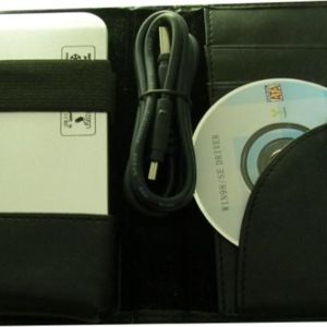MIKROBOX 2.5INCH USB SATA ALUMINYUM HDD KUTUSU GUMUS