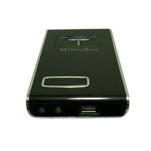 MIKROBOX 2.5INCH USB IDE FINGER PRINT HDD KUTUSU