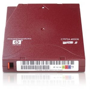 HP C7972A 200GB LTO2 DATA KARTUŞ