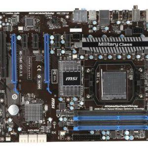 MSI 990FXA-GD65 AM3+ DDR3 VGA GLAN SATA3 USB3.0