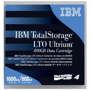 IBM 95P4278 ULTRIUM 4 DATA CARTRIDGES 5 PACK