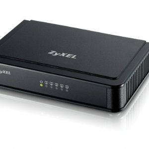 ZYXEL ES-105E 5 PORT 10/100 Mbps YÖNETİLEMEZ SWITCH