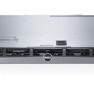DELL SRV R320135S1P1N-1C1 R320 E5-2403 1x4G 2x1TB 4x3.5 S110 PSU