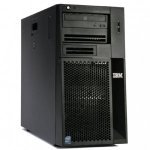IBM SRV 7328K4G EXPRESS X3200M3 X3440 1x4G 2x500G 3.5 SR BR10il MULTI-BURNER 401W TOWER