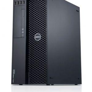 DELL WS PRECISION A-WST56-003E T5600 2xE5-2643 4x4G 2x1TB Q2000 1G W7PRO MUI