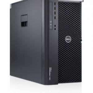 DELL WS PRECISION A-WST76-002E T7600 2xE5-2643 4x4G 2x600G Q4000 2G W7PRO MUI