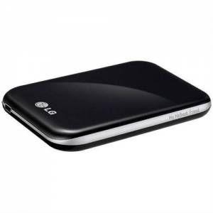500GB LG 2.5 USB 3.0 SİYAH