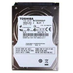320GB TOSHIBA 2.5 5400RPM 8MB SATA2 MQ01ABF032