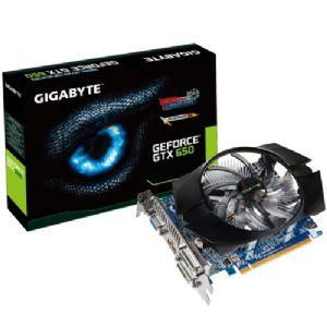 GIGABYTE GTX650 1GB OC DDR5 128B CRT 2DVI HDMI