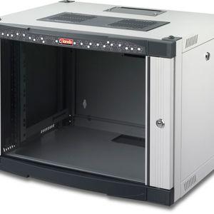 LANDE LN-WM09U6045-LG-111 9U 19 DUVAR TIPI KABINET W=600mm D=450mm