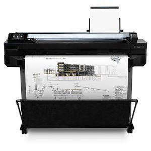 HP CQ893A DESIGNJET T520 36INCH GENİŞ FORMAT E-YAZICI