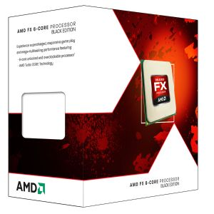 AMD FX-SERIES X6 6300 3.5GHz 12MB 32nm AM3+ İŞLEMCİ 95W
