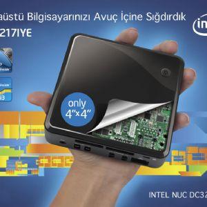 INTEL NUC BOXDC3217IYE