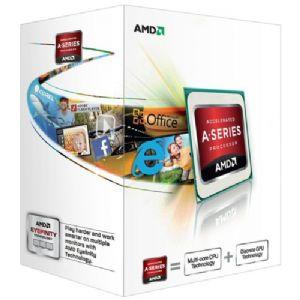 AMD A4 X2 5300 3.4 GHz 1MB 32nm FM2 İŞLEMCİ 65W HD7480D