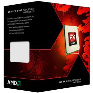 AMD FX-SERIES X8 8350 4.0GHz 16MB 32nm AM3+ İŞLEMCİ 125W