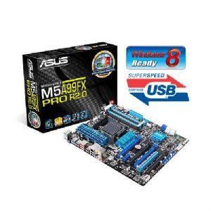 ASUS M5A99FX PRO R2.0 990FX DDR3 ATX GLAN SATA3 USB3 ANAKART